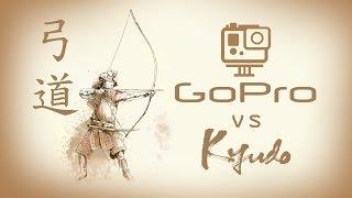 GoPro vs Kyudo!