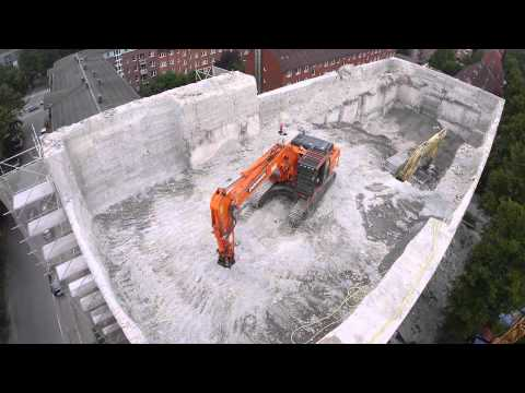 The Big One - Bunker Conversion into Apartments - Timelapse