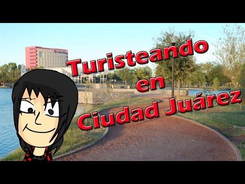Turisteando en Ciudad Juarez Parque Central