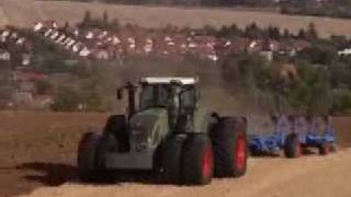 Ciągniki, traktory rolnicze FENDT 900 Vario traktor ciągnik 936 Vario Tractor Black Beauty czarny