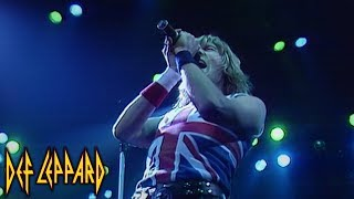DEF LEPPARD - Live In Germany: Part 1 (Rockpop In Concert, 18.12.1983) OFFICIAL