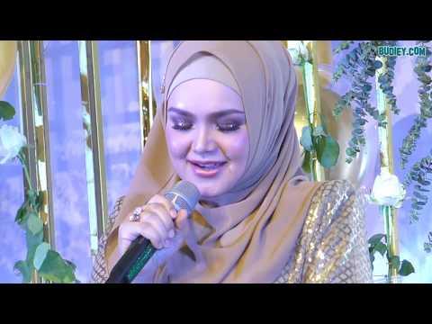 Ucapan Siti Nurhaliza di Majlis Ulangtahun Ke-40 Tahun di PWTC