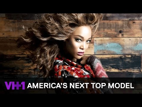 America's Next Top Model | Tyra Banks Meets the Contestants | VH1