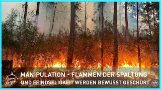 Manipulation - Flammen der Spaltung und Feindseligkeit werden bewusst geschürt | Stimme des Kalifen