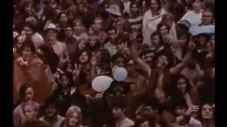 Artie Kornfeld, Michael Lang @ Woodstock '69