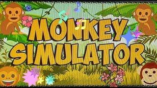 Simulateur de singe Super RoBlox!