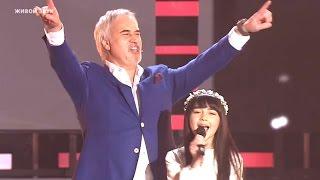 Девочка хорошо спела песню Меладзе