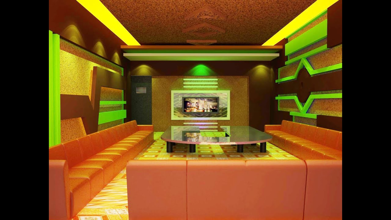 Thi công thạch cao phòng karaoke tại TpHCM