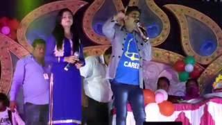 ANGUL College Chowk Laxmi puja melody-1