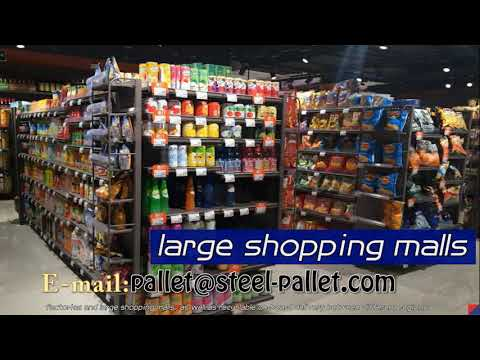 supermarket cages warehouse roll cages trolley cages for sale