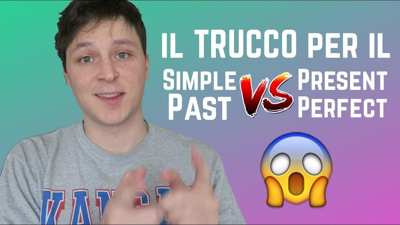 Past Simple vs  Present Perfect (+Spiegazioni, Esempi, Quiz)