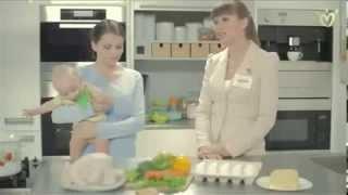Как похудеть во время грудного вскармливания
