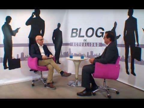 Programa BLOG de ACTUALIDAD, con José Miguel Saval, Subdelegado del Gobierno en Alicante
