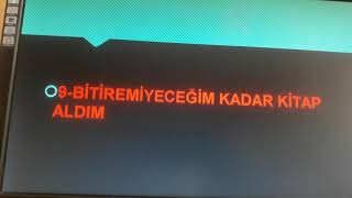SINAVA HAZIRLANIRKEN YAPILAN HATALAR   #ayt  #tyt #tercih #yks #lgs