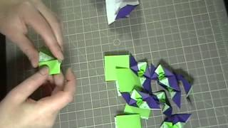 Origami Ornament With Tessa