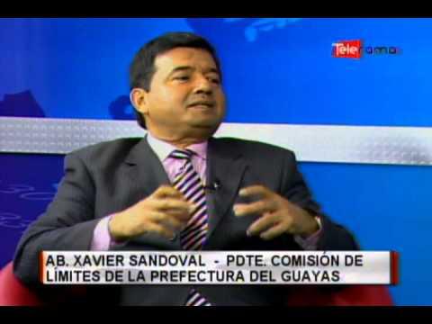 Ab. Xavier Sandoval