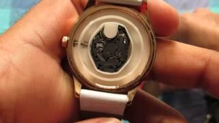 Change Watch Battery SR626SW AG04