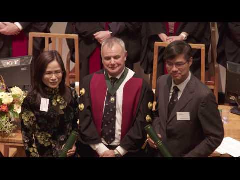 New Fellows' Day Ceremonies