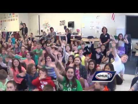 School visit: Bow Elementary School