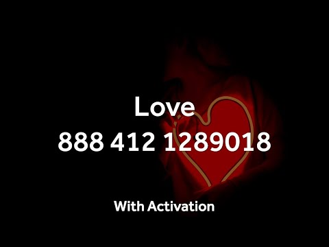 Grabovoi Numbers - Love - 888 412 1289018 (with activation)