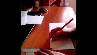 Видео-урок №1 как оформить конверт( часть 1)(, 2013-04-11T14:49:43.000Z)