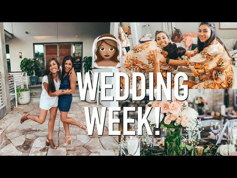 WEDDING WEEK IN AUSTIN, TX!