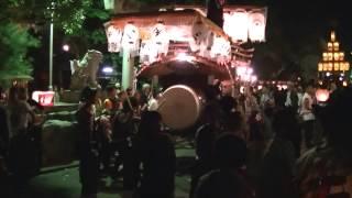 2015年7月19日 聖武天皇社前 方向転換.