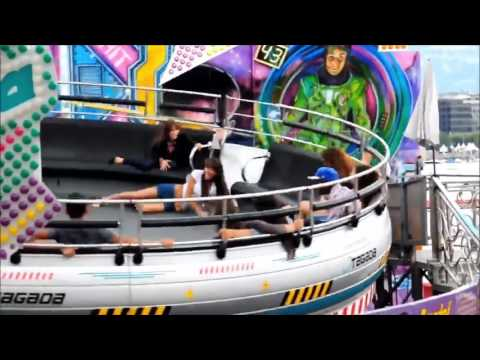 Amusement Park Fails Compilation Part 3