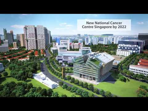 New National Cancer Centre Singapore Building by 2022