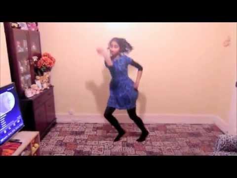 Dhadak Dhadak- Bunty Aur Babli | Easy dance steps| Fahmida RK