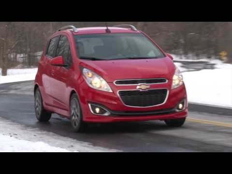 2013 Chevrolet Spark - Drive Time Review with Steve Hammes
