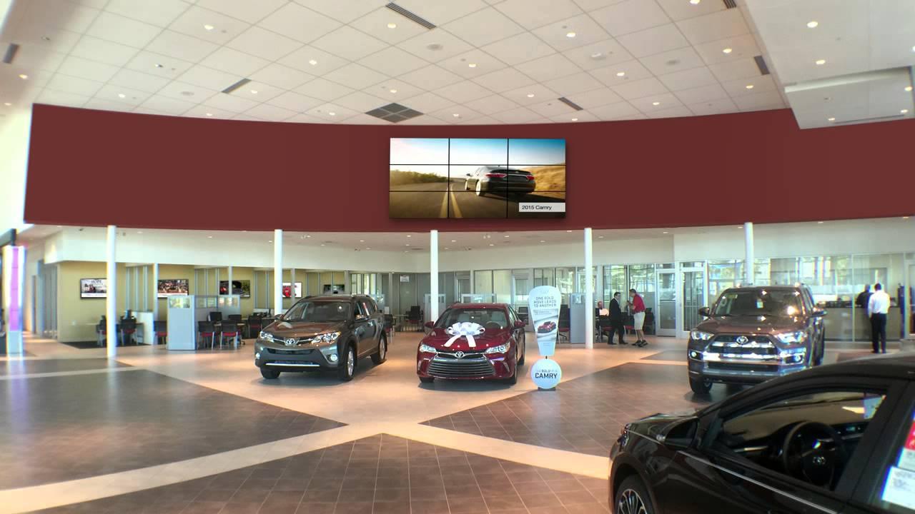 Kekurangan Showroom Toyota Spesifikasi