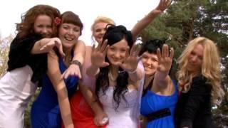 Свадьба Алексея и Евгении 2013 Под песню группы