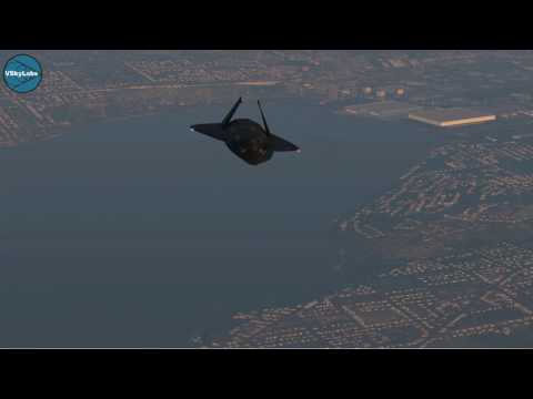 VSKYLABS F-19 Stealth Fighter-UNDER DEVELOPMENT-X-Plane 11