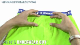 Under Armour 6-inch Mesh Boxerjock Review By Men's Underwear Guy