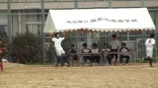 ●U-18 2部リーグ 第2節 高知西高 VS 高知農業戦