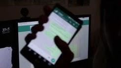 WhatsApp Nachrichten mitlesen (per WhatsApp Web)