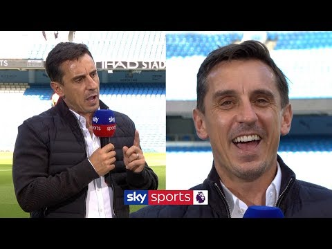 What was Gary Neville's Manchester United pre-match routine?   Off Script