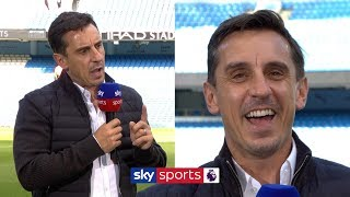 What was Gary Neville's Manchester United pre-match routine? | Off Script