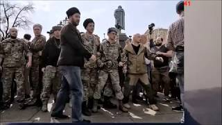 Гражданская война в России 2018