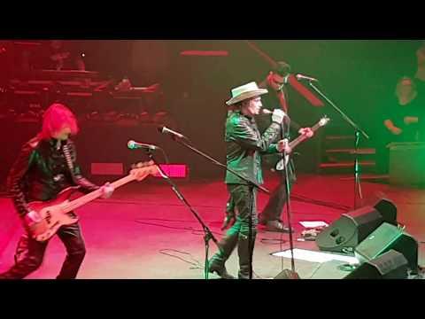 """Adam Ant """"Antmusic"""" at Royal Albert Hall May 17 2017"""