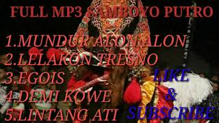 LAGU TERBARU SAMBOYO PUTRO MUNDUR ALON ALON