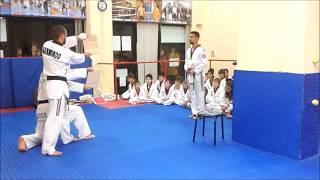 ΕΠΙΔΕΙΞΗ ΣΠΑΣΙΜΑΤΑ (master Lim Soohak, nikos panos,miltos panos)