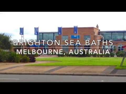 Brighton Sea Baths, Melbourne, Australia.