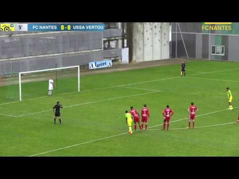 N3 : les buts de FC Nantes - USSA Vertou