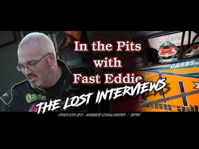 In the Pits with Fast Eddie - Fonda Speedway Rocky Warner & Josh Coonradt Victory Lane