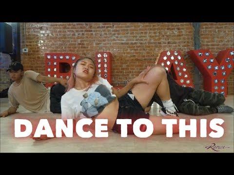 """Dance To This"" Rumer Noel Choreo - @ArianaGrande @Troysivan"