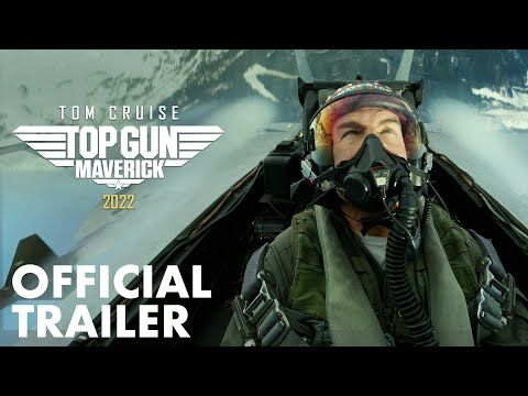 Top Gun Maverick trailer : 1986 in an F 18  Hornet