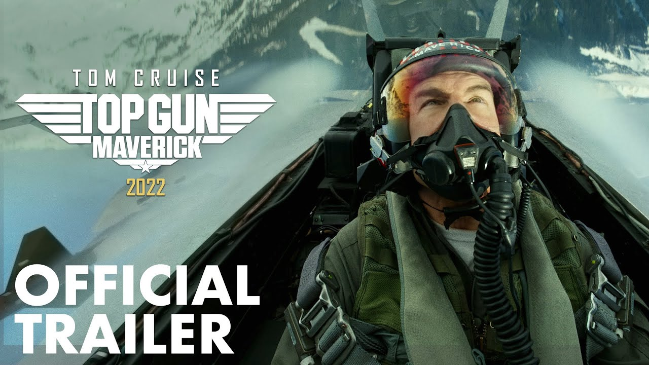Top Gun: Maverick - Official Trailer (2020)