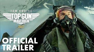Top Gun: Maverick - Official Trailer (2020) - Paramount Pictures